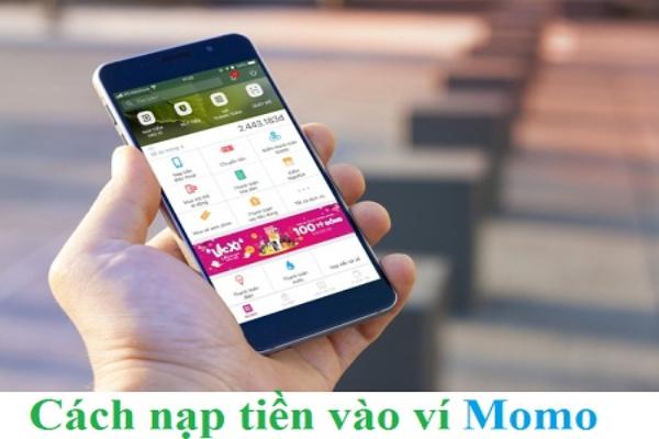 Hình ảnh app Momo