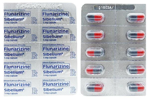 Vỉ thuốc Sibelium