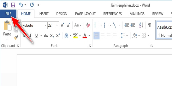 Mở file bất kỳ trong Microsoft Office