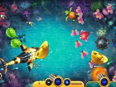 Game bắn cá online thu hút hàng triệu lượt chơi mỗi năm