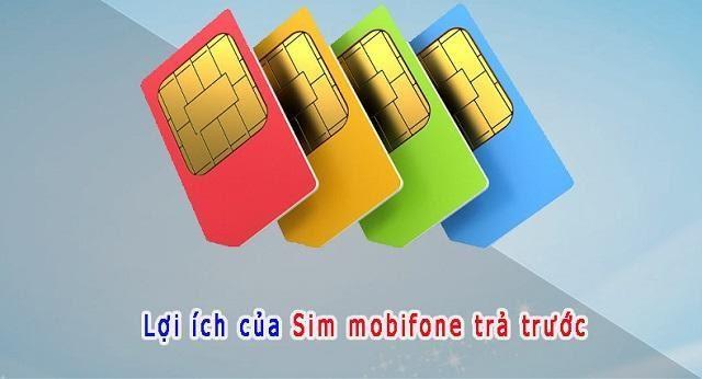 Sim số đẹp Mobifone trả trước nhận được nhiều lời khen từ người dùng vì sở hữu nhiều ưu điểm nổi bật