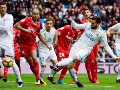 Sevilla và Real Madrid có cuộc chạm trán vào 22h15 ngày 05/12/2020