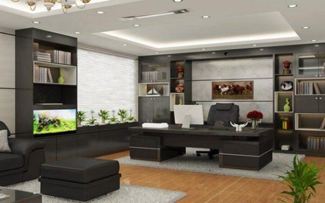 Những điều chưa biết về thiết kế nội thất cho văn phòng
